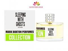 عطر و ادکلن مردانه و زنانه اسلیپینگ ویت گوستز برند مارک باکستن  (  MARK BUXTON  -  SLEEPING WITH GHOSTS     )