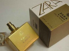 عطر زنانه زارا لیدی طلایی  برند زارا  (  ZARA -  zara lady gold  )