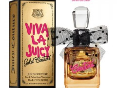 عطر زنانه ویوا لا جوسی گلد کوتور برند جوسی کوتور (  Juicy Couture - viva la juicy gold couture  )