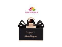 عطر زنانه سیگنورینا میستریوسا برند سالواتوره  فراگامو  (  Salvatore Ferragamo - Signorina Misteriosa )