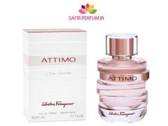 عطر زنانه آتیمو فلورال  برند سالواتوره  فراگامو  ( Salvatore Ferragamo -   Attimo L`Eau Florale )