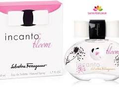 عطر زنانه  اینکانتو بلوم برند سالواتوره  فراگامو  ( Salvatore Ferragamo -    Incanto Bloom   )