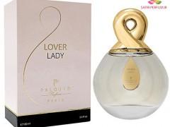 عطر و ادکلن زنانه لاور لیدی برند پالکوییس  (  PALQUIS  -  LOVER LADY    )