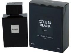 عطر مردانه کد 37 بلک  برند جی پارلیس  ( GEPARLYS  -   code 37 black  )