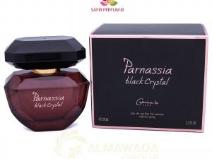 عطر و ادکلن زنانه پارناسیا بلک کریستال برند جی پارلیس  (   GEPARLYS   -  PARNASSIA BLACK CRYSTAL    )