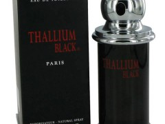 عطر مردانه تالیوم بلک برند ایو د سیستل ( YVES DE SISTELLE -  THALLIUM BLACK )
