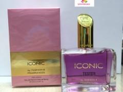 عطر زنانه آیکونیک برند فشن اند فرگرنسز  ( FASHION & FRAGRANCES -  ICONIC FOR WOMAN )