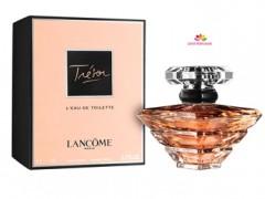عطر زنانه ترسور تویلت برند لانکوم  (  LANCOME -  TRESOR L'EAU DE TOILETTE )