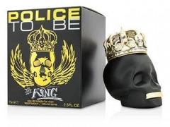 عطر مردانه  تو بی کینگ  برند پلیس  ( POLICE  - TO BE THE KING  )