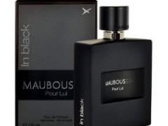 عطر مردانه مابوسین پور لویی این بلک  برند مابوسین  (  MAUBOUSSIN  -  MAUBOUSSIN POUR  LUI IN BLACK   )
