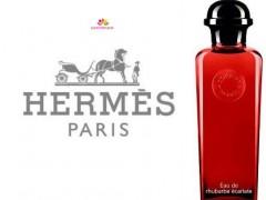 عطر زنانه  و مردانه  روبارب اکارلت برند هرمس  (  HERMES -  EAU DE RHUBARBE ECARLATE )