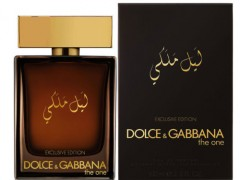 عطر مردانه وان رویال نایت ( لیل ملکی )  برند دی اند جی  (  Dolce & Gabbana   -  THE ONE ROYAL NIGHT   )
