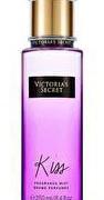 بادی میست زنانه کیس برند ویکتوریا سکرت   (  Victoria Secret   -  KISS  BODY MIST  )
