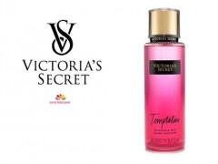 بادی میست زنانه تمپتیشن  برند ویکتوریا سکرت   (  Victoria Secret   -  TEMPTATION  BODY MIST  )