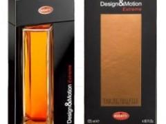عطر زنانه دیزاین اند موشن اکستریم  برند بوگاتی   (  BUGATTI   -  DESIGN