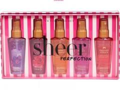 ست زنانه شییر پرفکشن برند ویکتوریا سکرت   (  Victoria Secret   -  SHEER PERFECTION   )