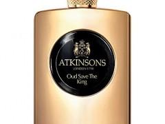 عطر زنانه و مردانه اود سیو د کینگ  برند اتکینسونز   (  ATKINSONS  -  OUD SAVE THE KING    )