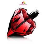 عطر زنانه لاور دوز رد کیس برند دیزل  (  Diesel  -  LOVERDOSE  RED KISS  )