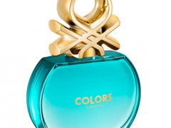 عطر زنانه کالرز د بنتون بلو  برند بنتون  (  BENETTON -  COLORS DE BENETTON BLUE   )