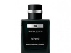 عطر مردانه کریستال ادیشن بلک  برند جکز باتینی  (  JACQUES BATTINI  -  CRYSTAL EDITION BLACK     )
