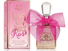 عطر زنانه ویوا لا جوسی رز برند جوسی کوتور  (  JUICY COUTURE  - VIVA LA JUICY ROSE   )