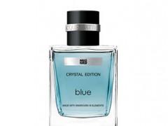 عطر مردانه کریستال ادیشن بلو  برند جکز باتینی  (  JACQUES BATTINI  -  CRYSTAL EDITION BLUE     )
