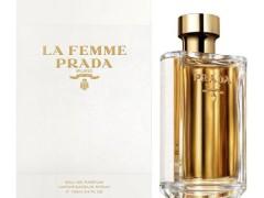 عطر زنانه لا فم ( میلانو )  برند پرادا  ( PRADA  -  LA FEMME ( MILANO)   )