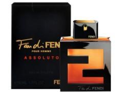 عطر مردانه فندی فندی آسولوتو برند فندی  ( FENDI -  FAN DI FENDI POUR HOMME ASSOLUTO   )