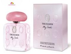 عطر زنانه مای سنت برند تروساردی  ( TRUSSARDI  -  MY SCENT   )