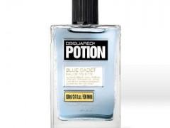 عطر مردانه پوشن بلو کادت  برند دیسکوارد  ( DSQUARED  -  POTION BLUE CADET    )