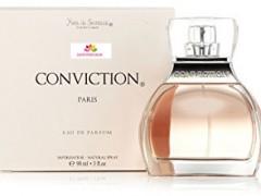 عطر زنانه کانویکشن  برند ایو د سیستل  (  YVES DE SISTELLE -  CONVICTION   )