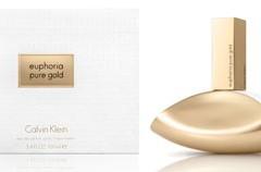 عطر زنانه پیور گلد ایفوریا برند کالوین کلین  (  CALVIN KLEIN   -  PURE GOLD EUPHORIA WOMEN    )