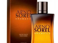 عطر مردانه آروماتیک  برند آرنو سورل  ( ARNO SOREL  -  AROMATIC   )