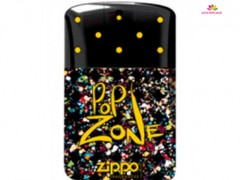 عطر مردانه  پاپ زون فور هیم  برند زیپو  (  ZIPPO   -  POPZONE FOR HIM  )