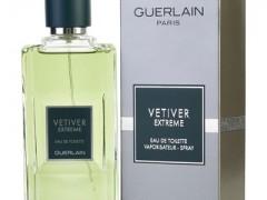 عطر مردانه وتیور اکستریم  برند گرلن  (  GUERLAIN -  VETIVER EXTREME  )