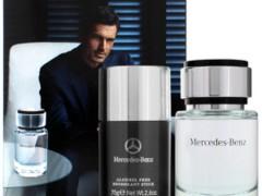 ست عطر مردانه مرسدس بنز برند مرسدس بنز  (  MERCEDES BENZ  -    MERCEDES BENZ SET    )