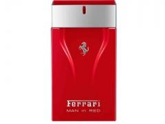 عطر مردانه من این رد  برند فراری  (  FERRARI  -  MAN IN RED  )