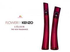 عطر زنانه فلاور بای کنزو الگزیر برند کنزو  (  KENZO  -  FLOWER BY KENZO LELIXIR     )