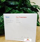 عطر مردانه سانفرانسیسکو سئول برند زارا   (  ZARA  -  SAN FRANCISCO SEOUL SET    )