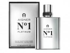 عطر مردانه  نامبر وان پلاتینیوم  برند ایگنر  (  Aigner -  Aigner No 1 PLATINUM  )