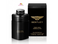 عطر مردانه بنتلی ابسولوت برند بنتلی  (  BENTLEY  -  BENTLEY FOR MEN ABSOLUTE  )