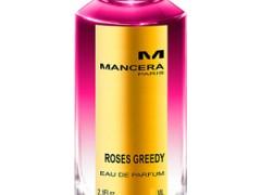 عطر زنانه و مردانه رزز گریدی برند مانسرا  (   MANCERA  -  ROSES GREEDY  )