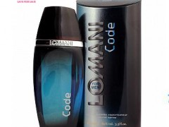 عطر مردانه لومانی کد برند لومانی  (  LOMANI  -    LOMANI CODE     )