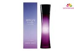 عطر زنانه آرمانی کد کشمیر برند جورجیو آرمانی  (  GIORGIO ARMANI  -  ARMANI CODE CASHMERE     )
