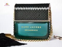 عطر زنانه دکادنس برند مارک جاکوبز  (  MARC JACOBS  -  DECADENCE   )