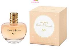 عطر زنانه  فروت د آمور گلد  برند امانوئل اونگارو   (    EMANUEL UNGARO  -  FRUIT D AMOUR GOLD )