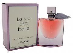 عطر زنانه لوی اس بل اینتنس برند لانکوم  (  LANCOME -  LA VIE EST BELLE EAU DE PARFUM INTENSE   )