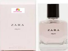 عطر زنانه فروتی برند زارا  (  ZARA   -  FRUITY     )