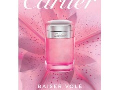 عطر زنانه  بیسر ول رز  برند کارتیر  (  CARTIER  -  BAISER VOLE LYS ROSE     )