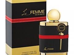 عطر زنانه ل فم برند آرماف  (   ARMAF   -  LE FEMME   )